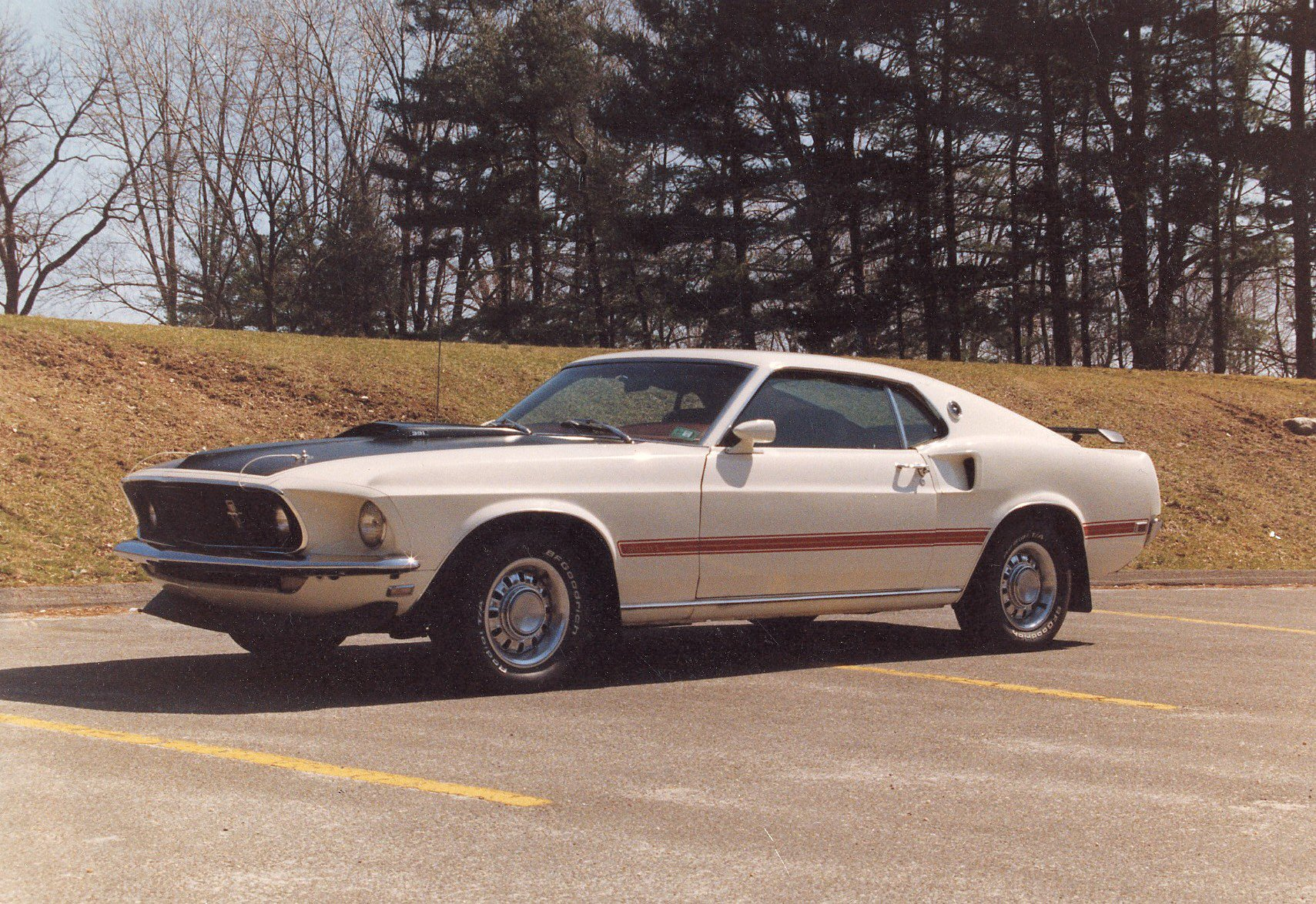Mustang Car Club Of New England Members Rides 1964 Ford Mach 1 1969